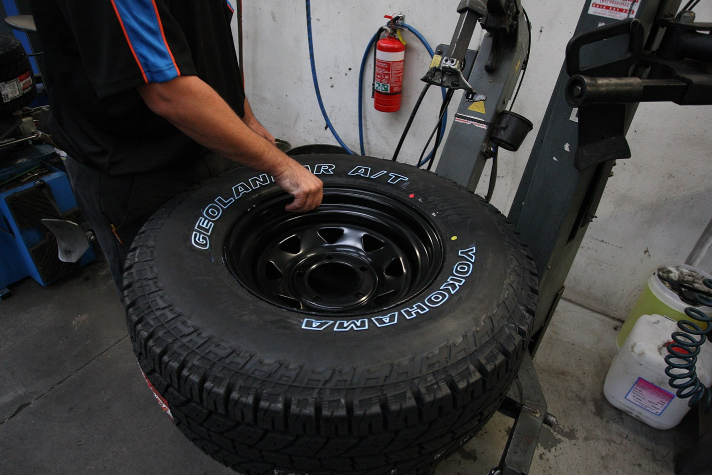 tyres for your 4x4
