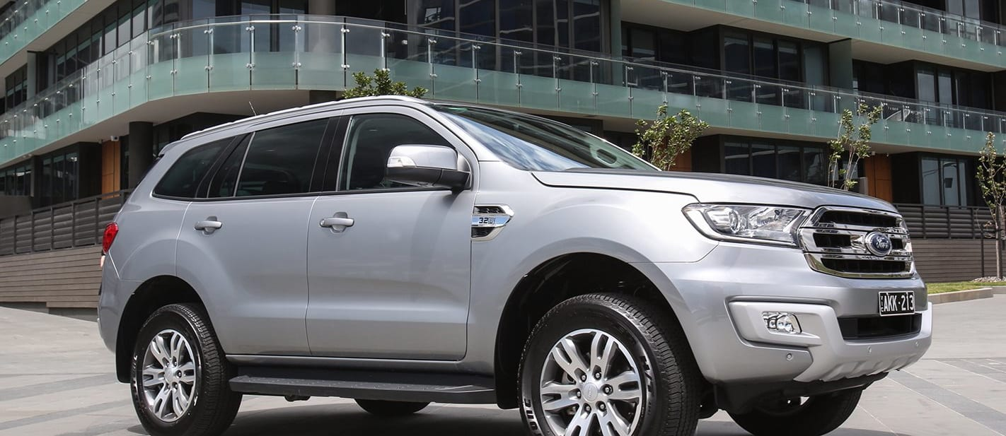 2017 Ford Everest base price slashed with new 2WD variant