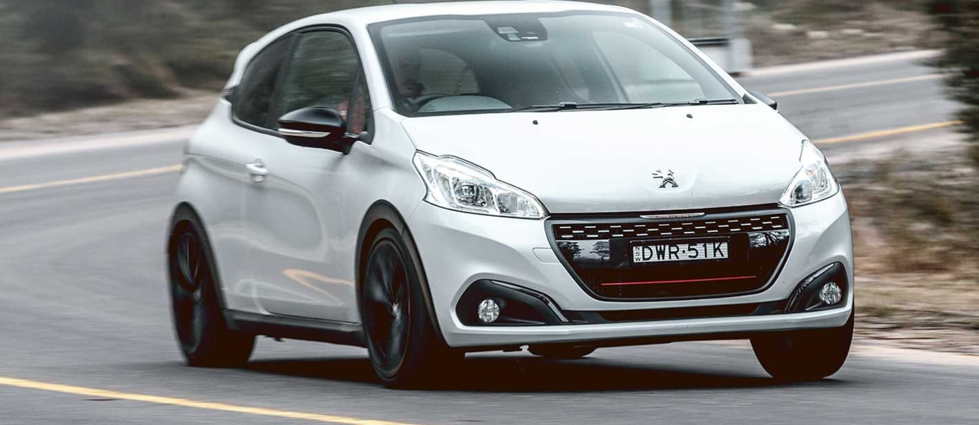 2018 Peugeot 208 GTi Edition Definitive Celebrating drivers cars