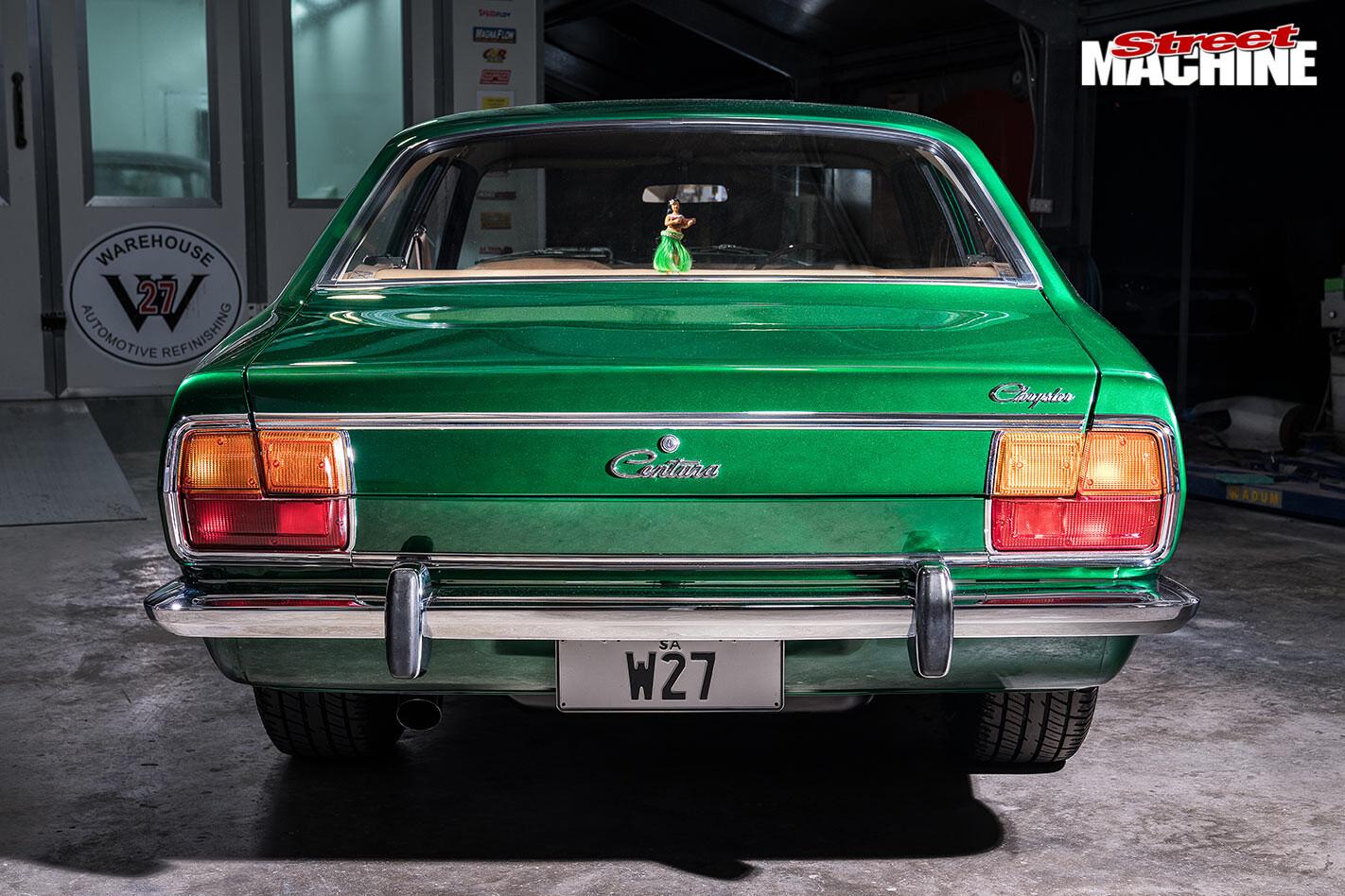 Chrysler Centura rear