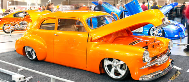 QLD Hot Rod Show this weekend, Street Machine and Hot Rod Show, 2013, australia, muscle car, burnout