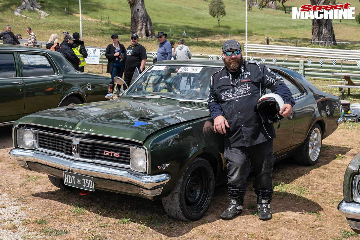 Holden HT GTS coupe