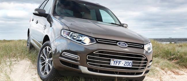 Ford SZ Territory review
