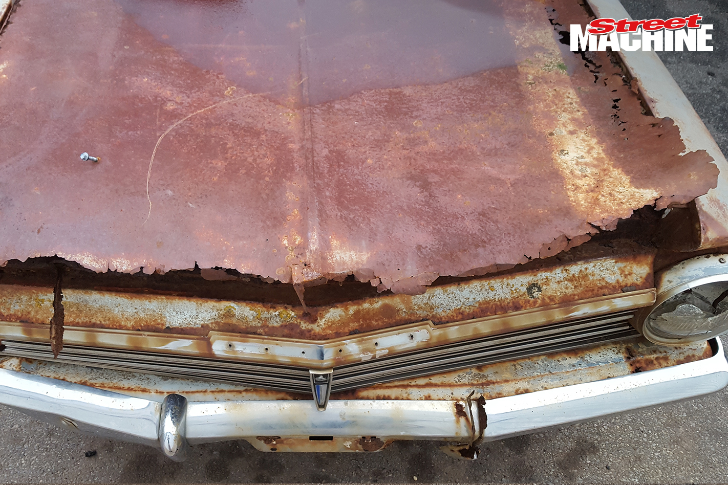EH Holden Wagon Rusty 3