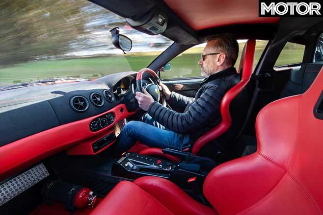 Ferrari 360 Challenge Stradale Drive Jpg