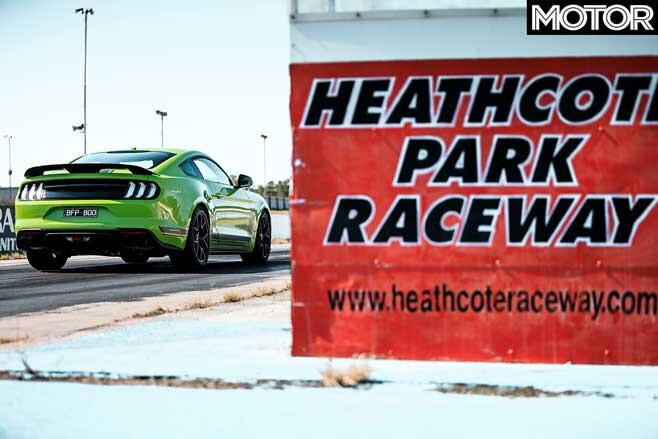 Ford Mustang R Spec Heathcote Drag Testing Jpg