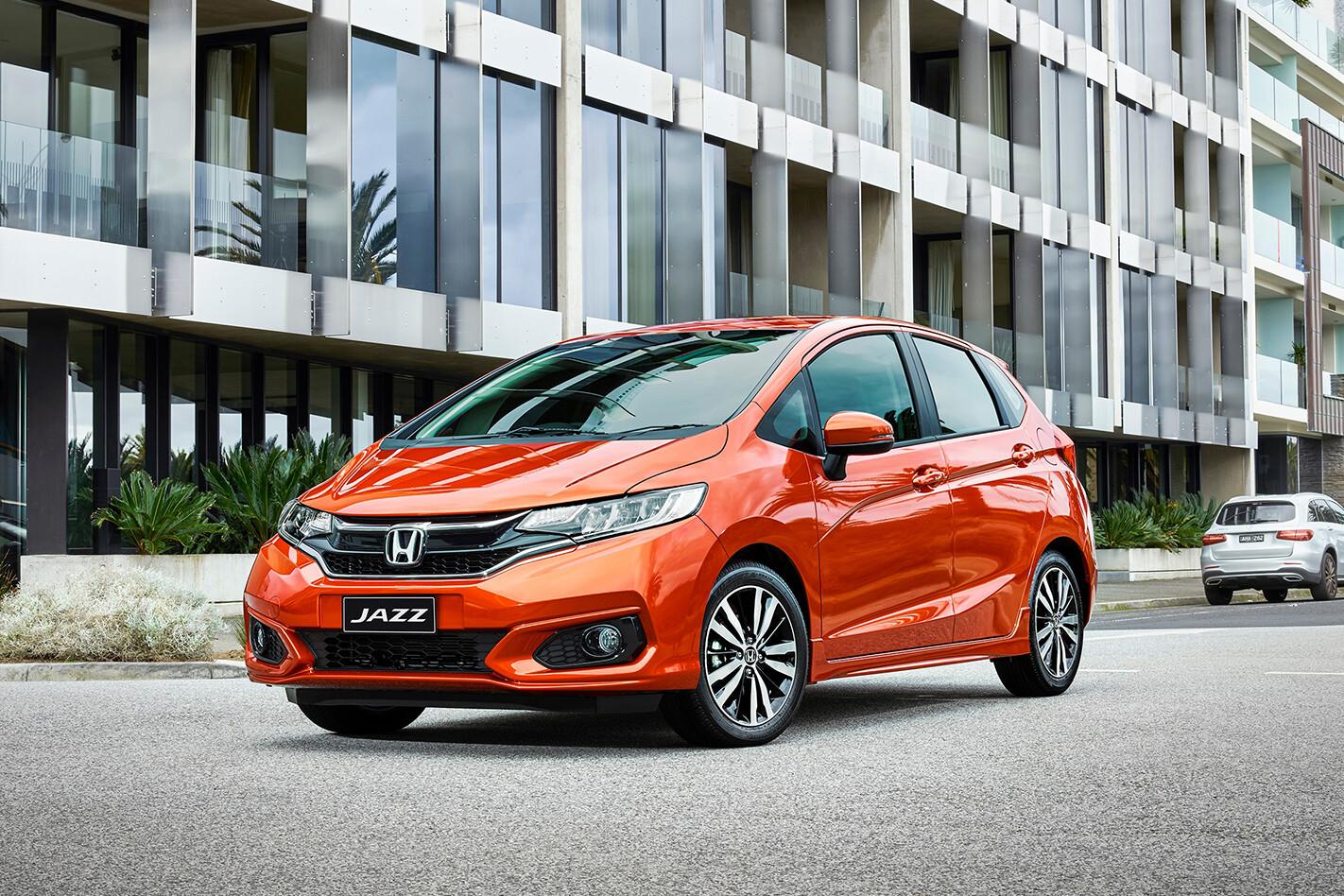 Honda Jazz discontinued