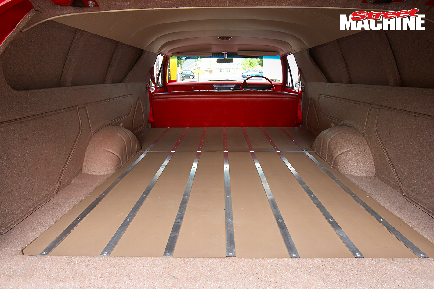 HK Holden Panel Van 6 Nw
