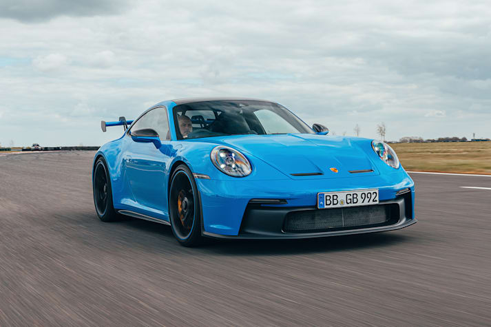 Porsche 992 GT 3 Review Cover MAIN Jpg