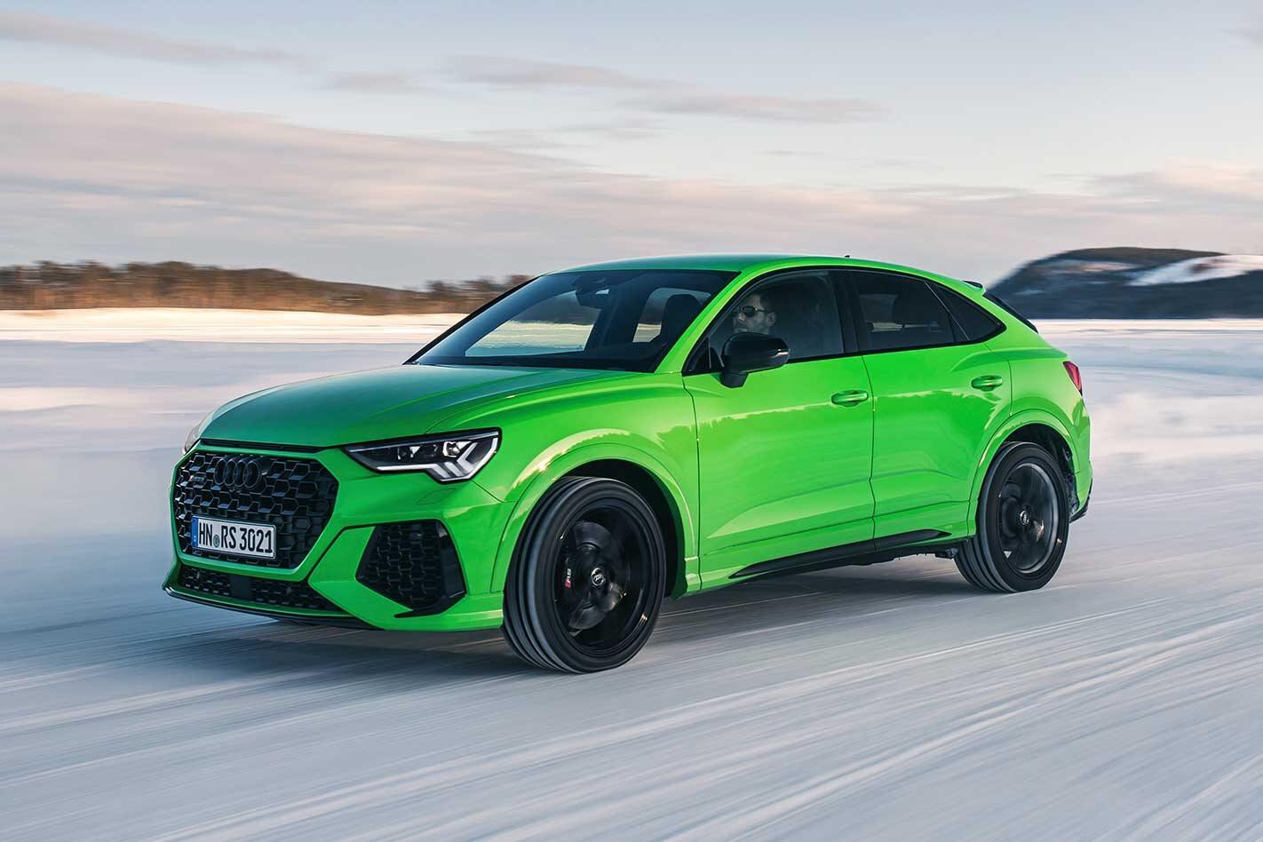 Audi RS Q3 Sportback review