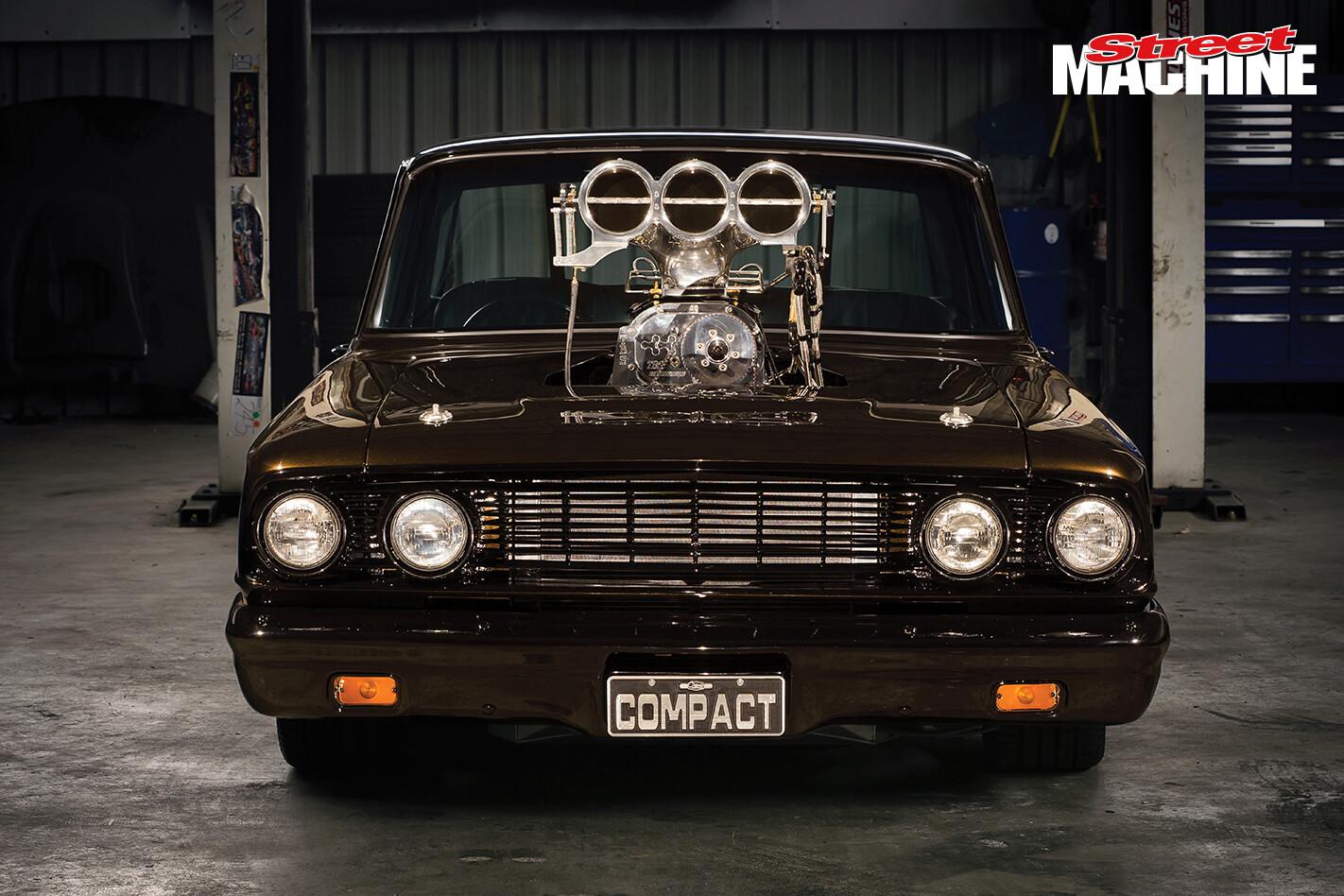 Ford Fairlane Compact Custom Blown 10