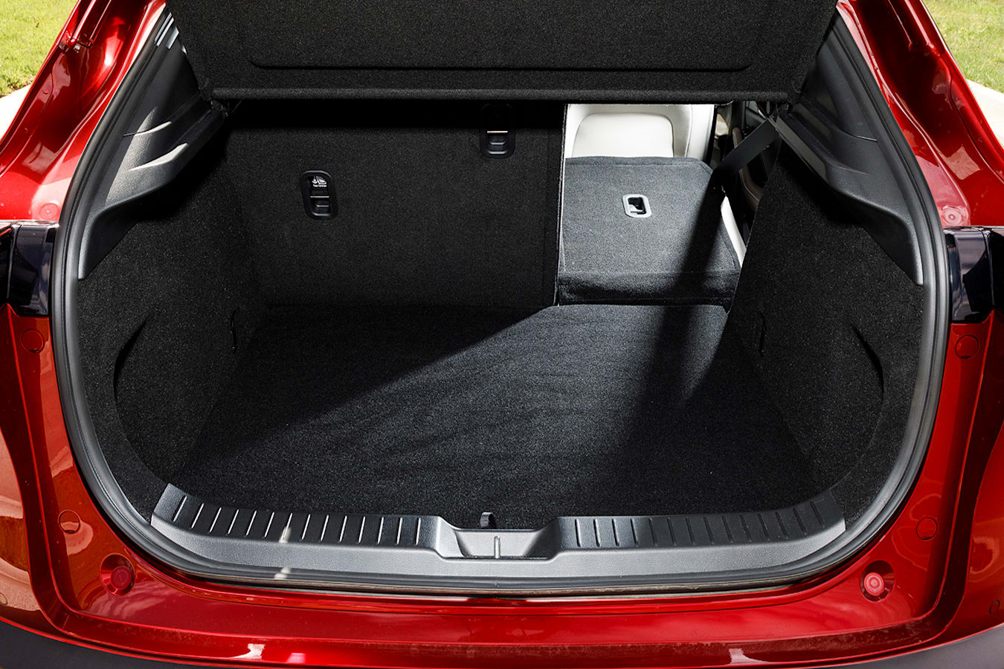 Mazda CX-30 boot space