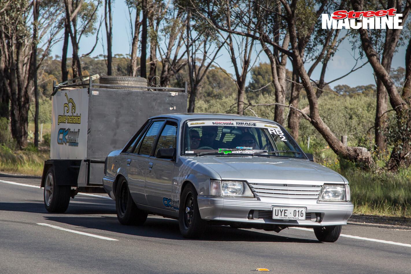 VK Commodore Turbo LS 8
