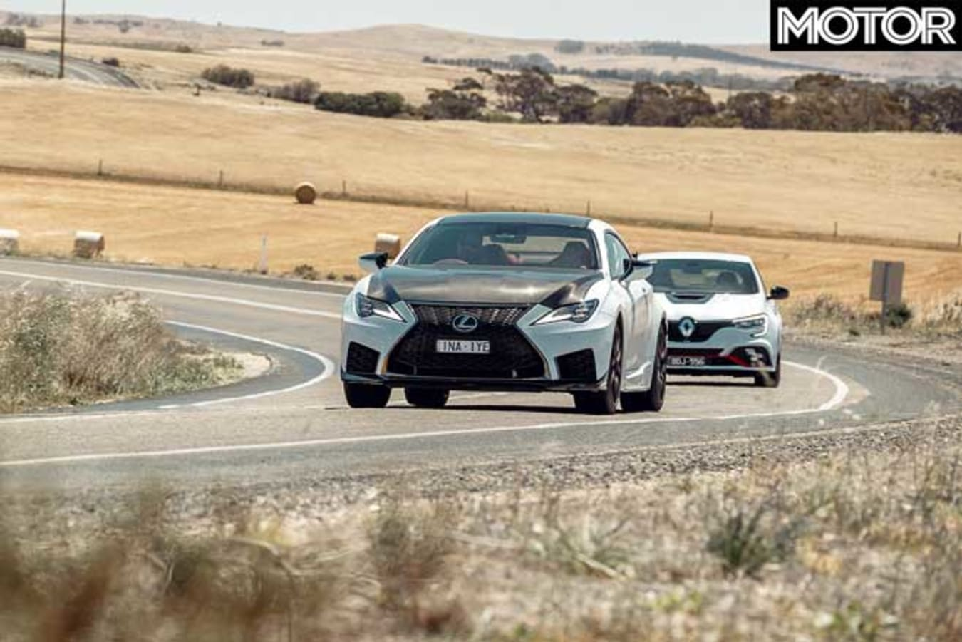 Performance Car Of The Year 2020 Road Course Lexus RC F Track Edition Drive Review Jpg