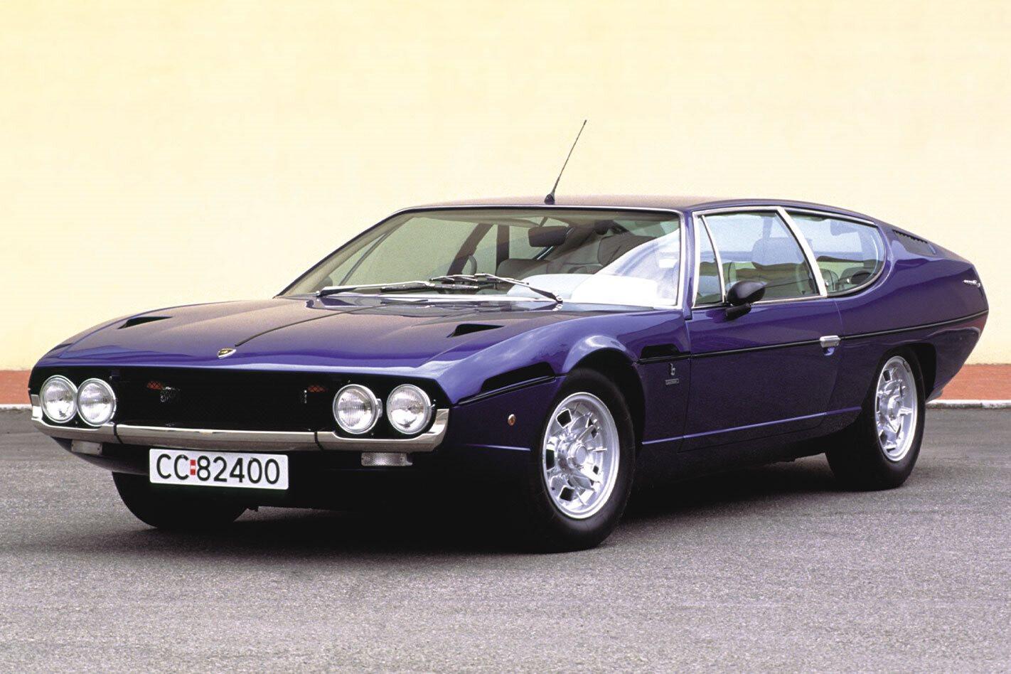 1968 Lamborghini Espada