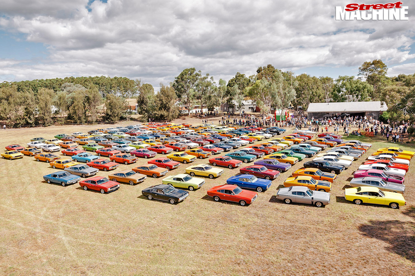 Chryslers -on -the -murray