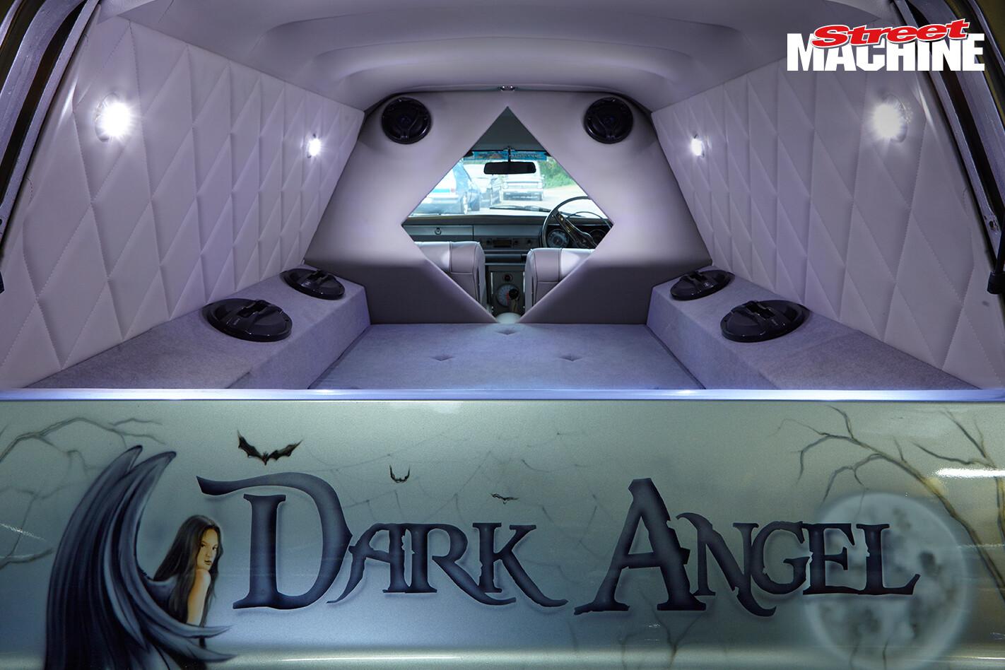 Holden Panel Van Dark Angel 1