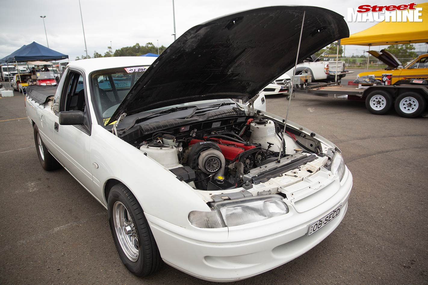 Holden VS ute
