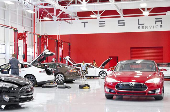 Tesla warranty