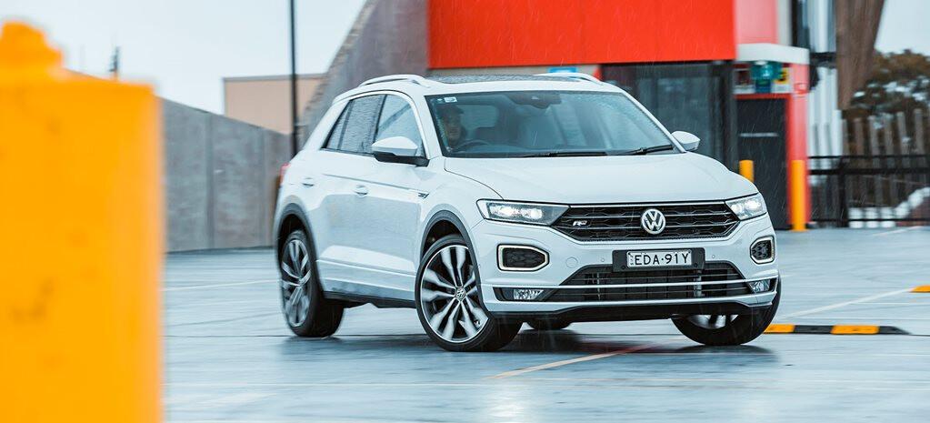 2020 VW T-Roc