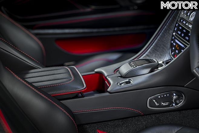 2019 Aston Martin DBS Superleggera OHMSS interior