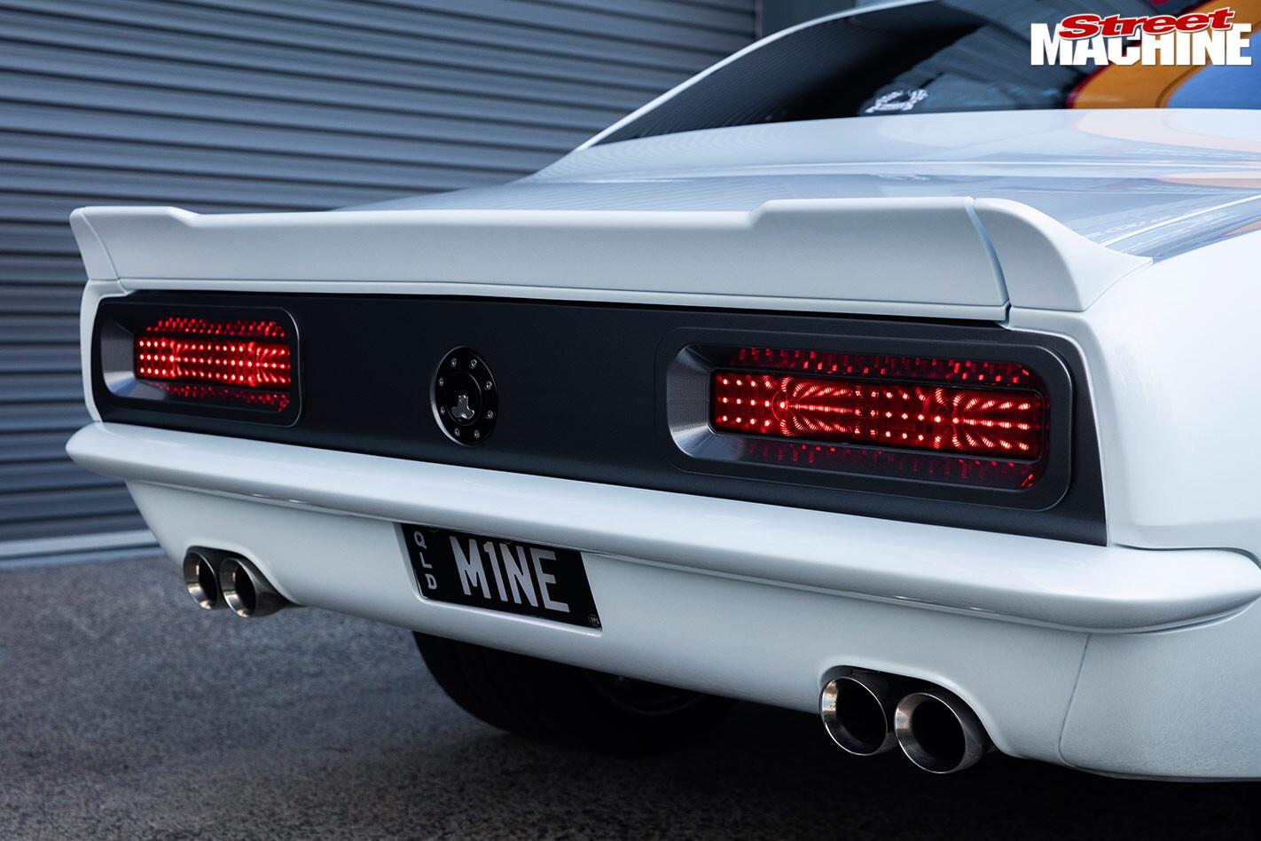 Chev Camaro tail lights