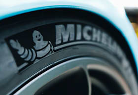 Michelin tyre tire