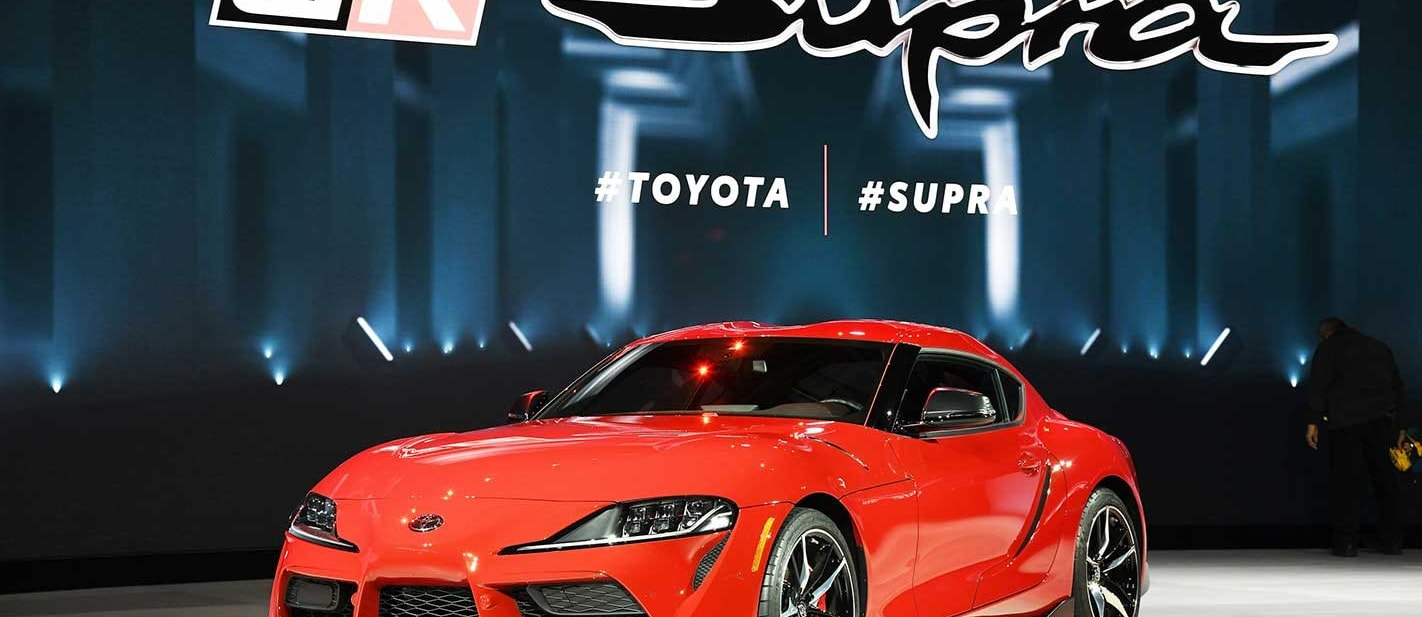 Four-cylinder Toyota Supra might come to Australia