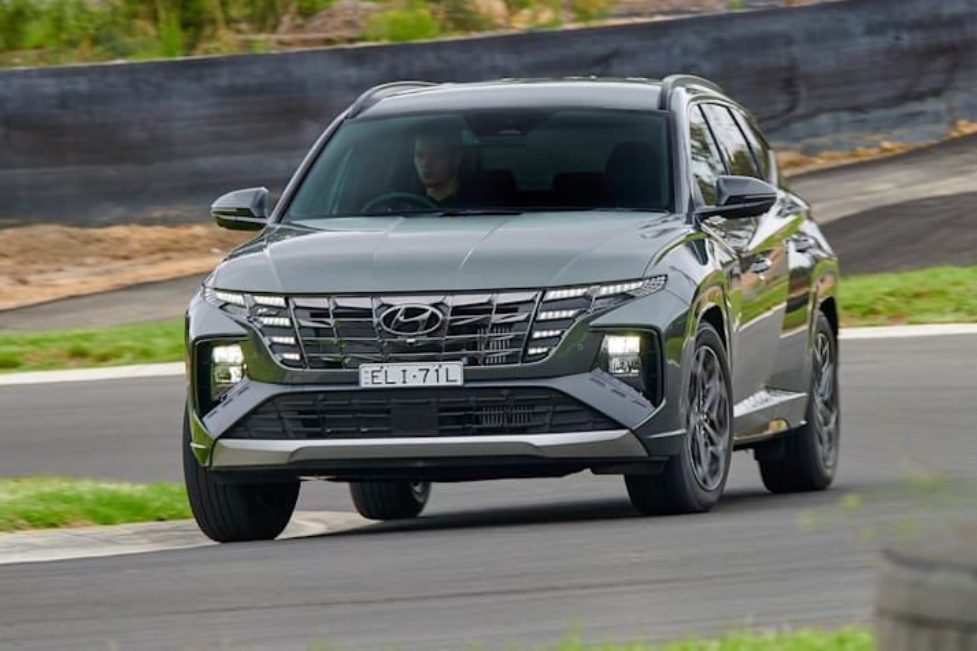 2021 Hyundai Tucson N Line Prototype Review Australia 9 1 Jpg