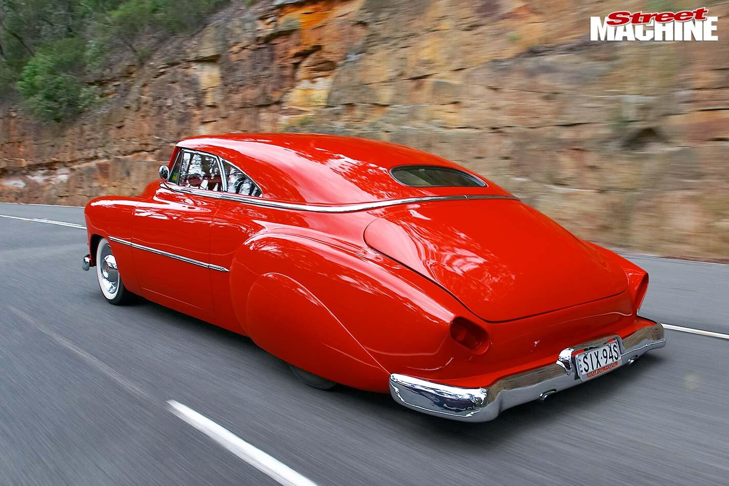 Chevrolet two door onroad