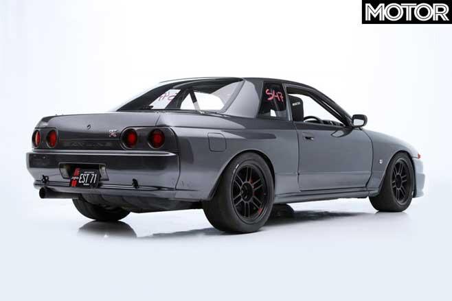 1989 Nissan R 32 Skyline Race Car Jpg