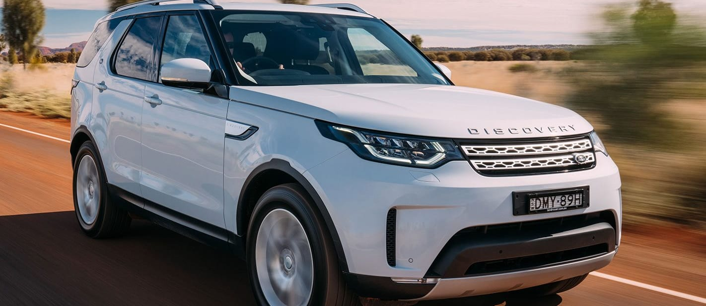 Land Rover Discovery 2017 Drive MAIN Jpg