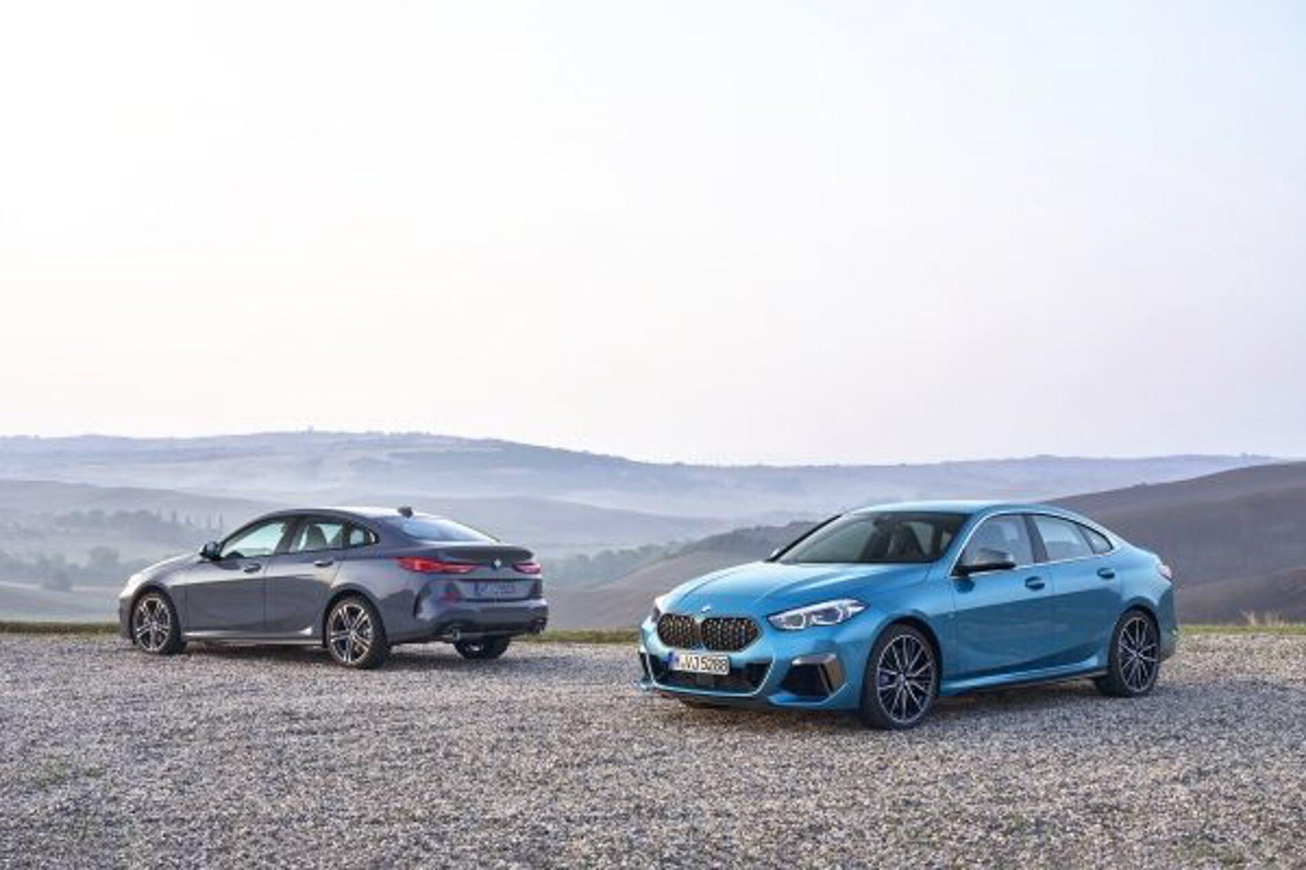 2020 BMW 1 Series Gran Coupe