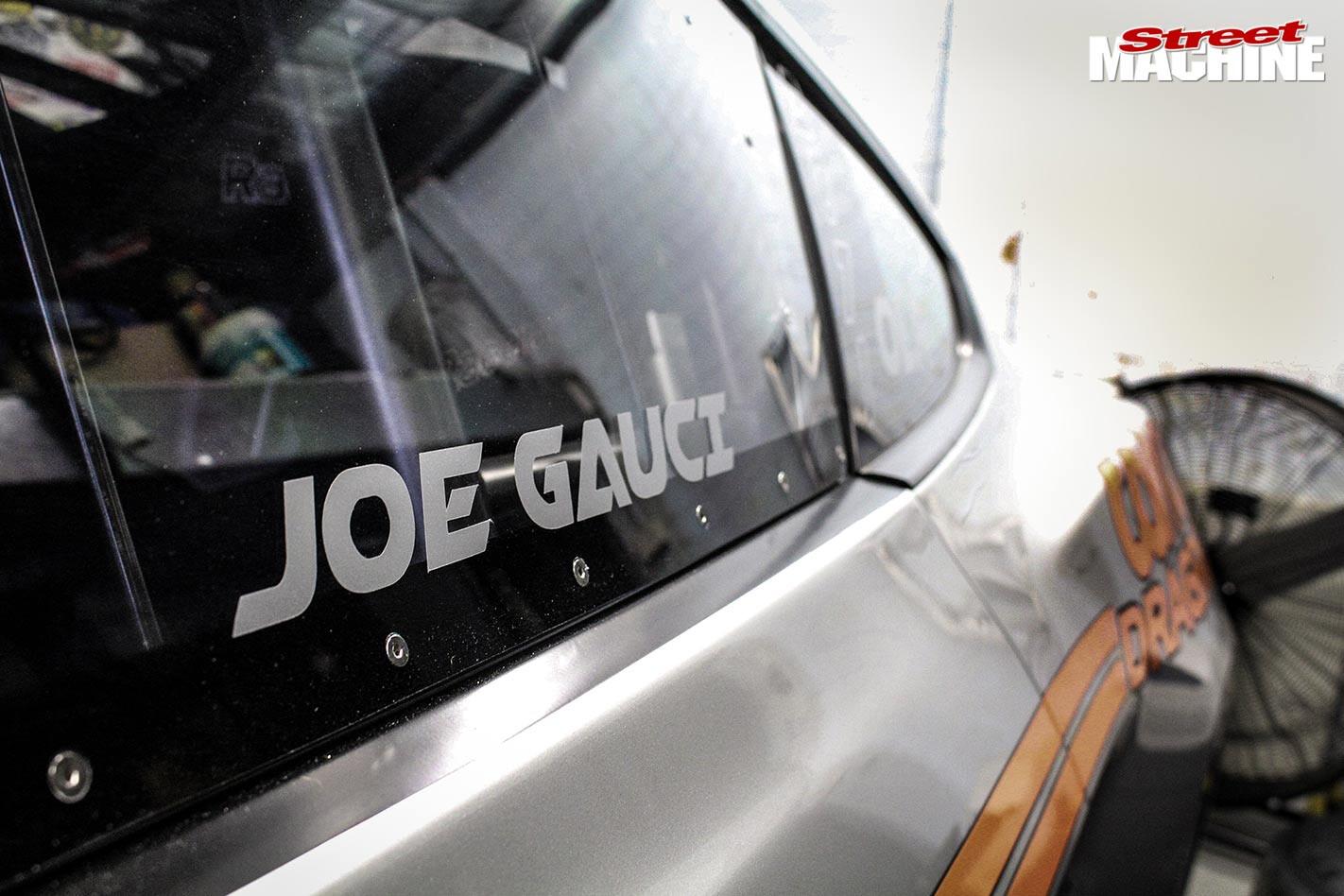 Joe Gauci's Ford Mustang