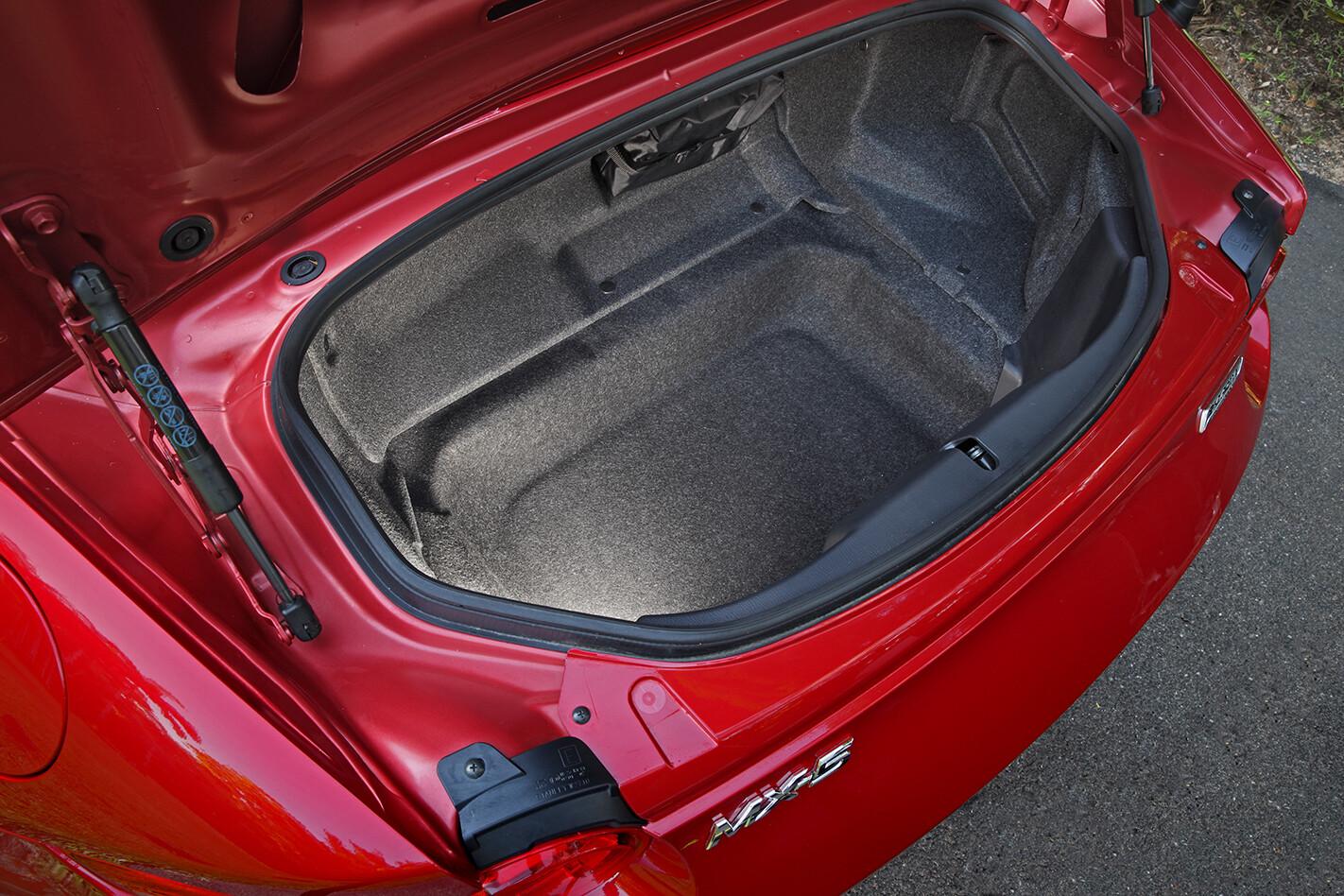 2015 Mazda MX-5 review