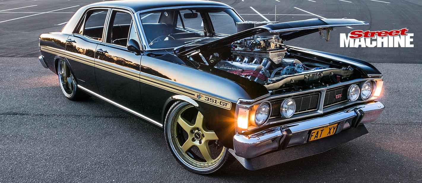 ford falcon xy nw