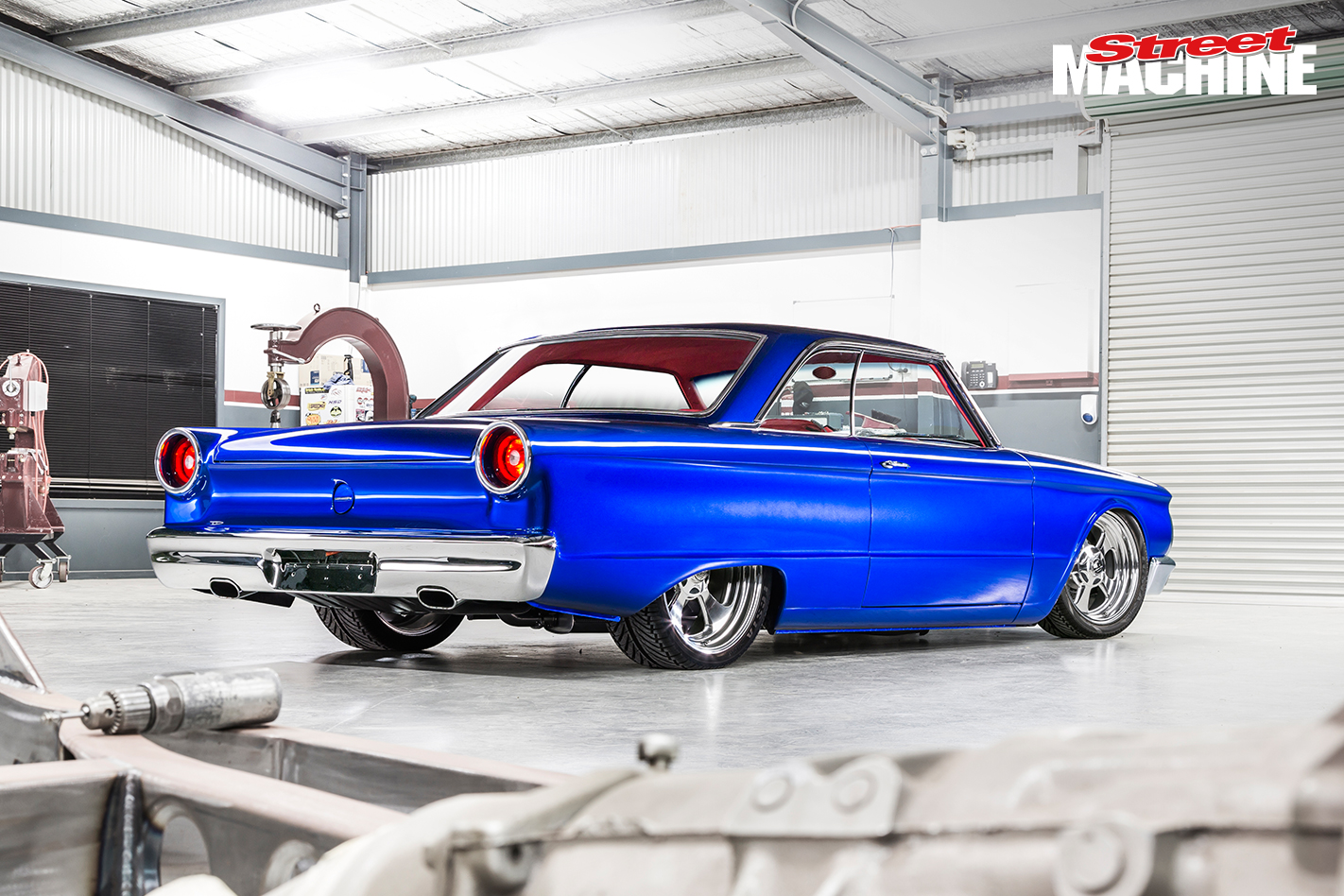 Ford XP Falcon Coupe 13 Nw