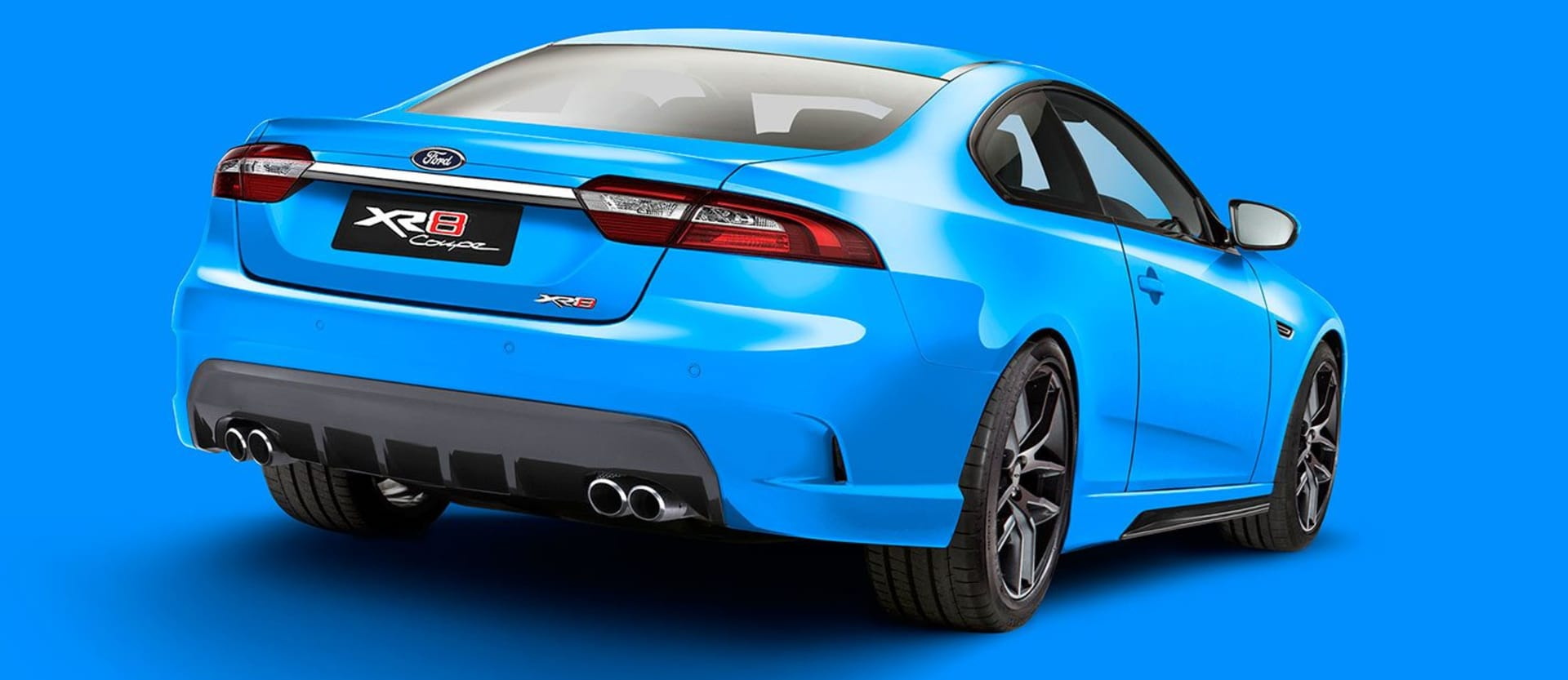 Ford Falcon XR8 Coupe