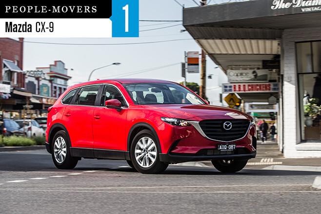 Mazda CX-9 seven-seater