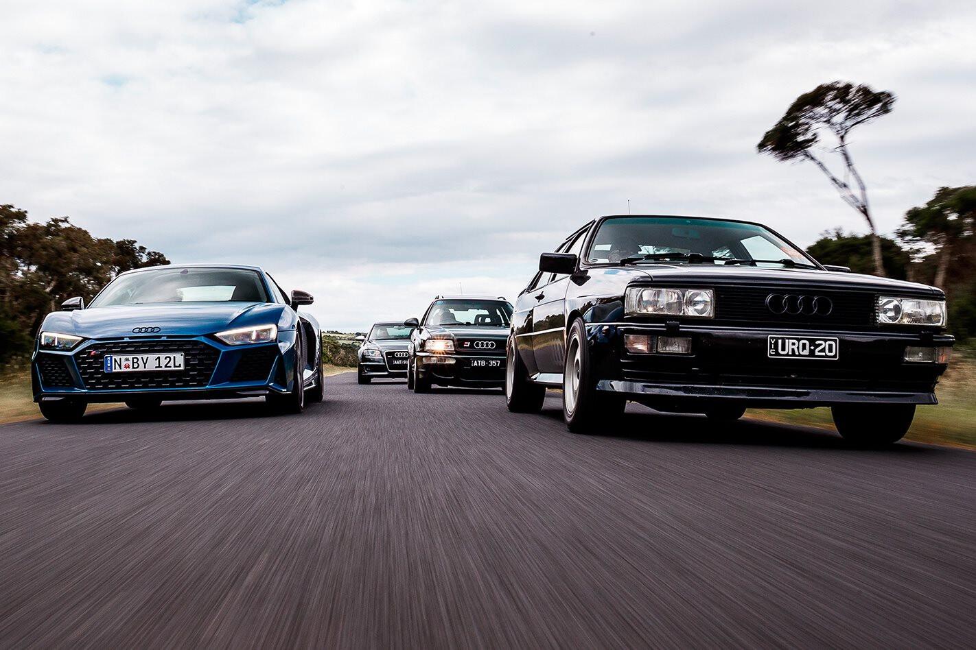Best of Audi Quattro