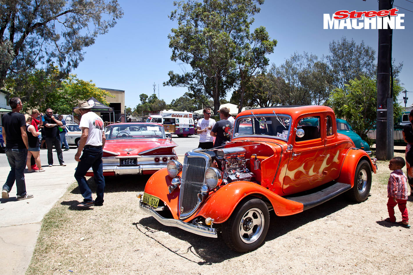 34 Coupe Hot Rod 4 Nw