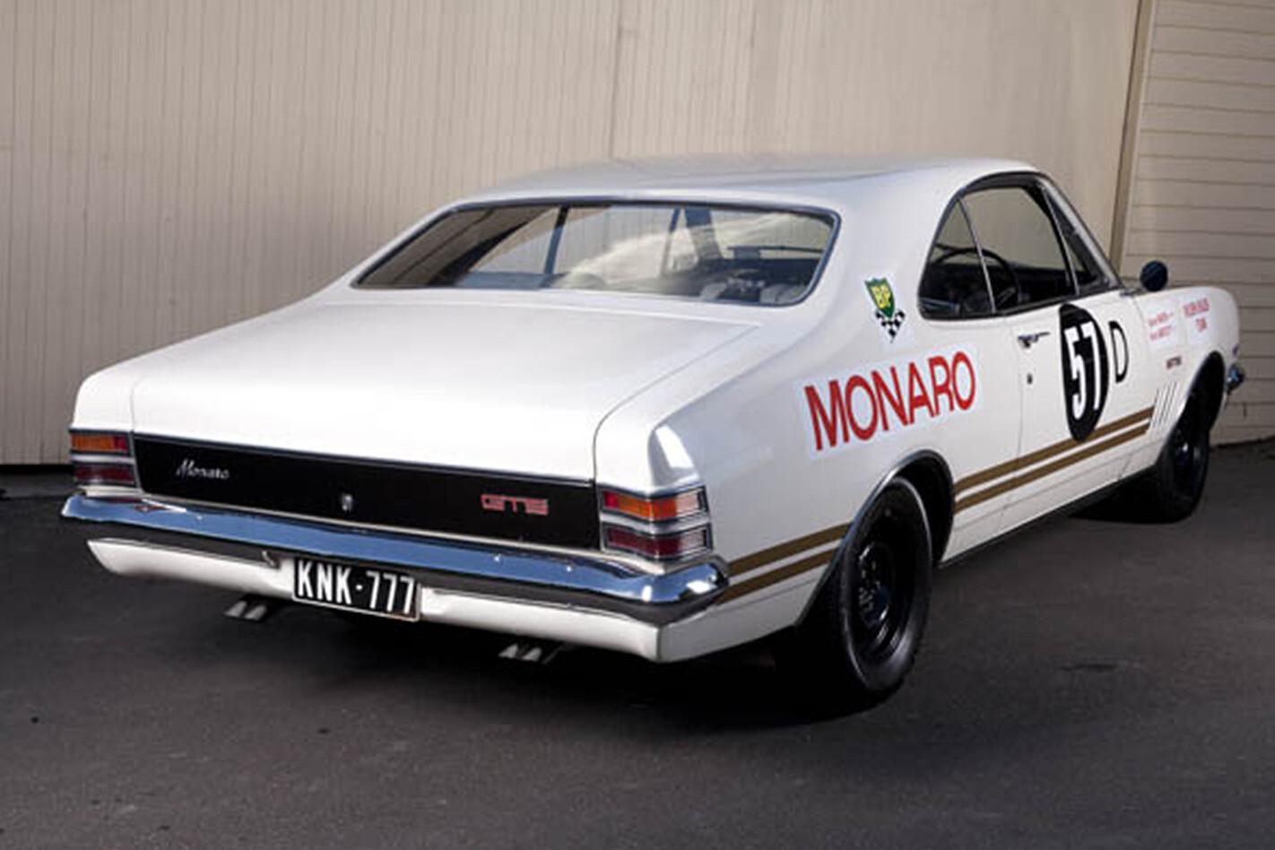 Holden HT Monaro racer