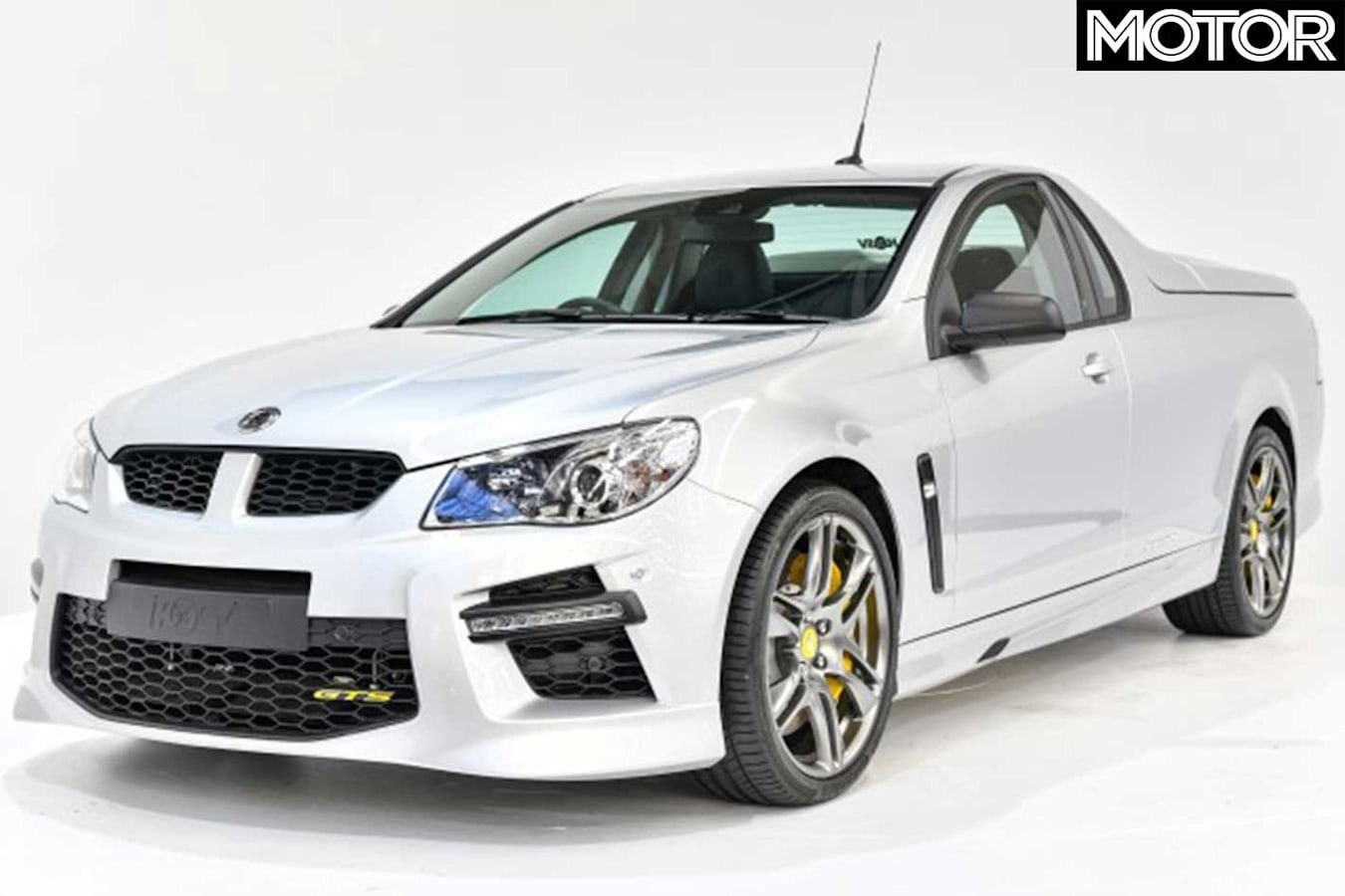 Gosford Classic Cars Auction HSV Maloo Front Jpg