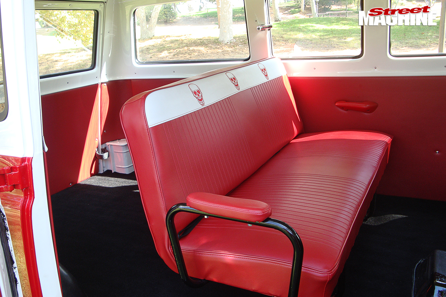 Dave -grohl -ford -falcon -van -inside