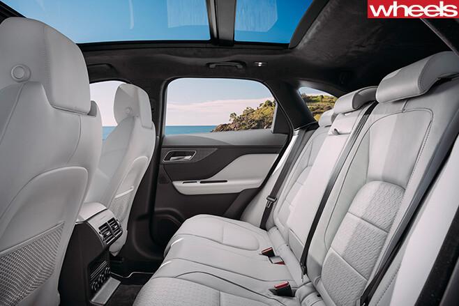 Jaguar -F-Pace -S-rear -seats