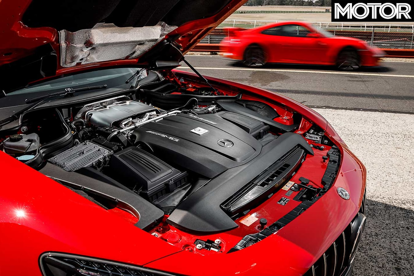 2019 Mercedes AMG GT R 12 Hours Review Engine Track Performance Jpg