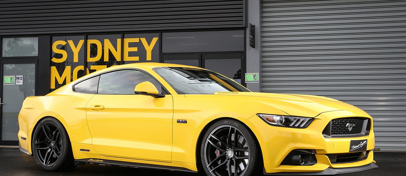 Hennessey Streetfighter Ford Mustang GT: Hot Tuner 2016