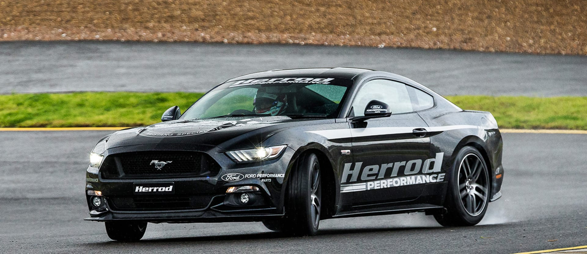 Herrod Performance Ford Mustang