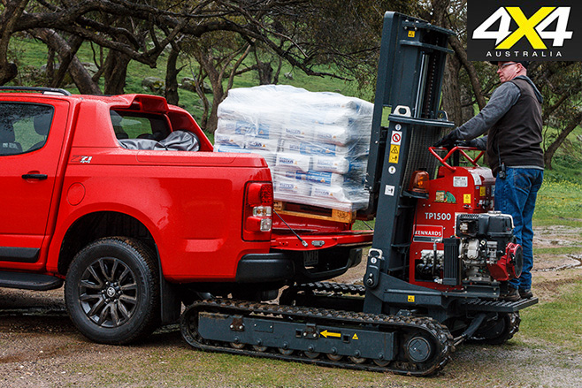 Holden -colorado -loaded -and -tested