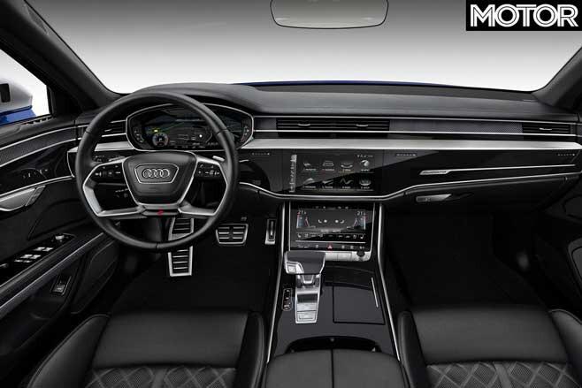 2020 Audi S 8 Interior Jpg